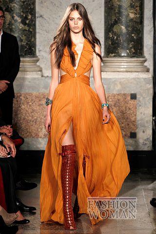 Вечернее платье от Emilio Pucci