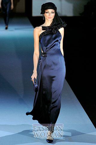 Вечернее платье от Giorgio Armani