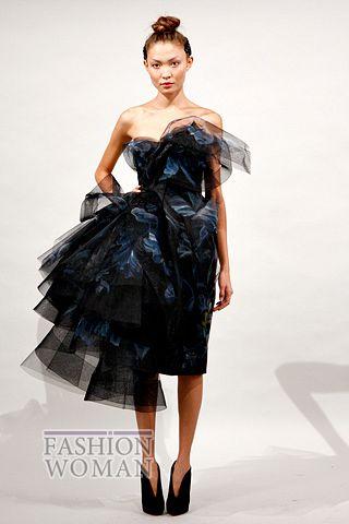 Оригинальное вечернее платье от Марчеза