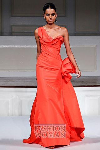Вечернее платье 2011