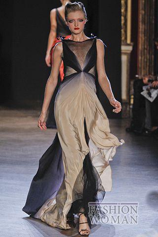 Вечернее платье от  Zac Posen