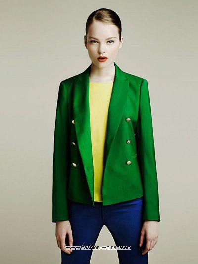Лукбук Zara, апрель 2011