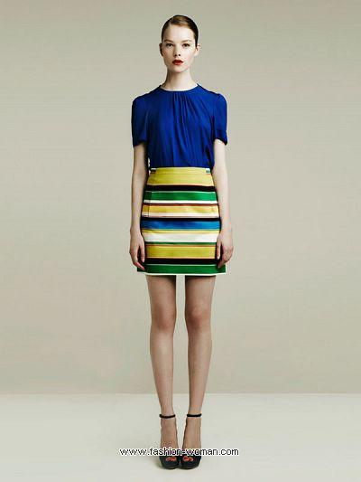 Летняя мода Zara 2011