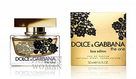 aromat dolce gabbana the one lace edition 1