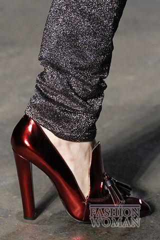 Модные туфли от Alexander Wang