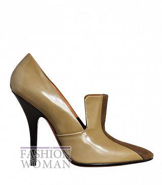 Обувь осень 2011 от  Celine