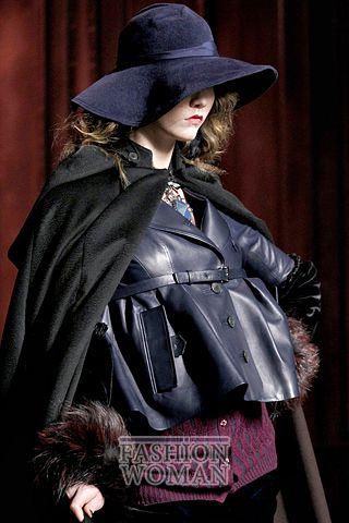 modnie shlyapi osen zima 2011 2012 1