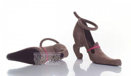 туфли-собаки