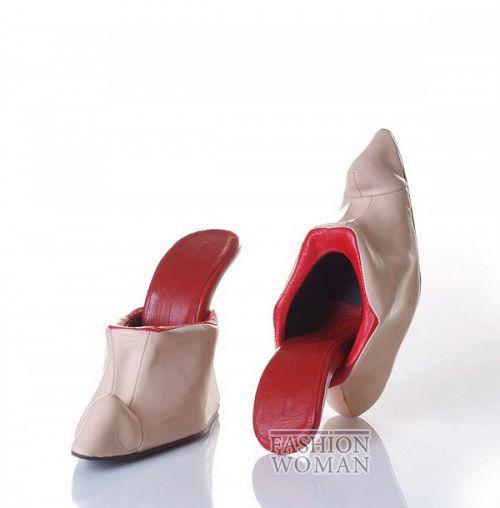 обувь с языком