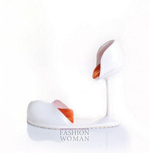 тапочки на каблуке фото