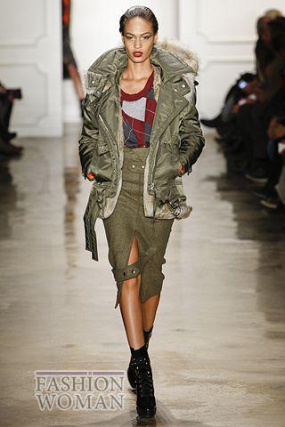 куртка осень 2011 от Altuzarra