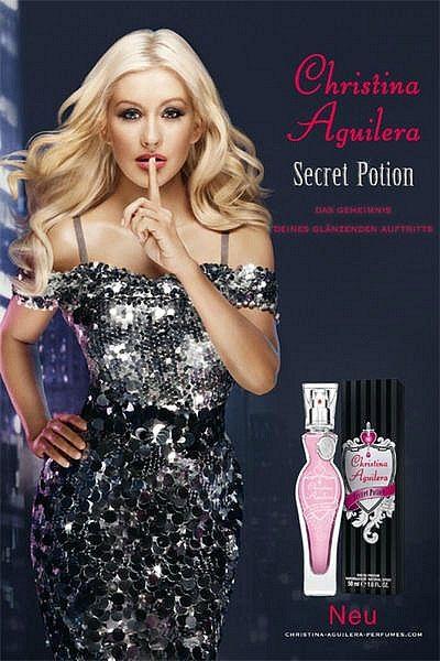 аромат Secret Potion от Кристины Агилеры