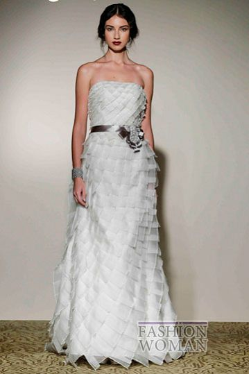 svadebnie platya st pucchi spring 2012 bridal shows 1