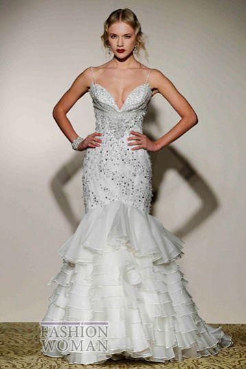 svadebnie platya st pucchi spring 2012 bridal shows 10