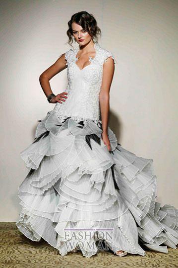 svadebnie platya st pucchi spring 2012 bridal shows 13