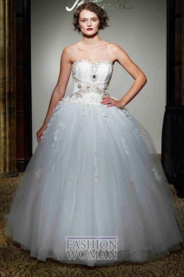 svadebnie platya st pucchi spring 2012 bridal shows 15