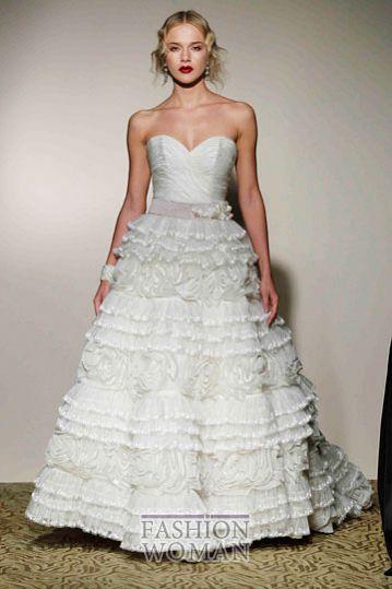 svadebnie platya st pucchi spring 2012 bridal shows 2