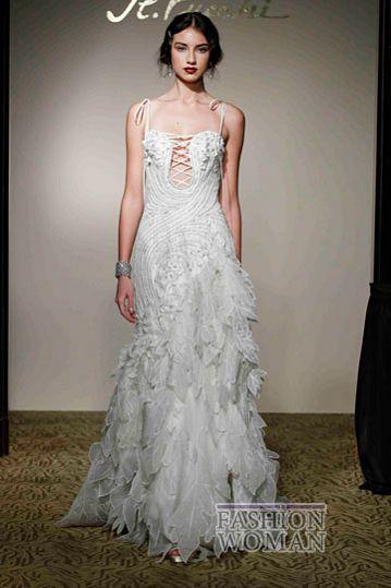 svadebnie platya st pucchi spring 2012 bridal shows 29