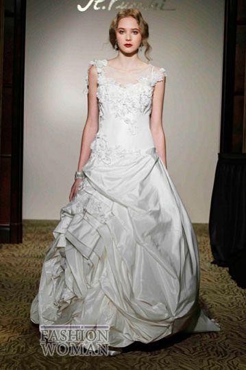 svadebnie platya st pucchi spring 2012 bridal shows 3