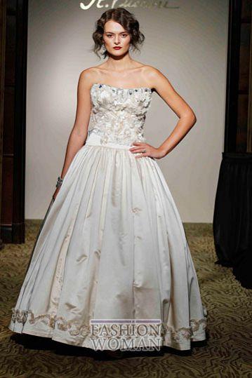 svadebnie platya st pucchi spring 2012 bridal shows 33