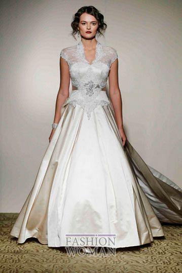 svadebnie platya st pucchi spring 2012 bridal shows 5