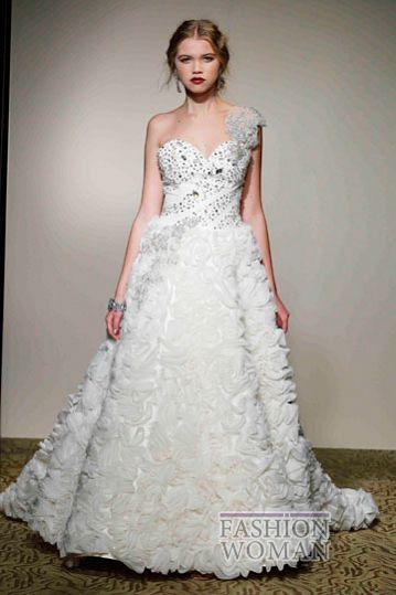 svadebnie platya st pucchi spring 2012 bridal shows 8