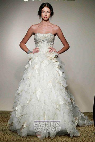 svadebnie platya st pucchi spring 2012 bridal shows 9