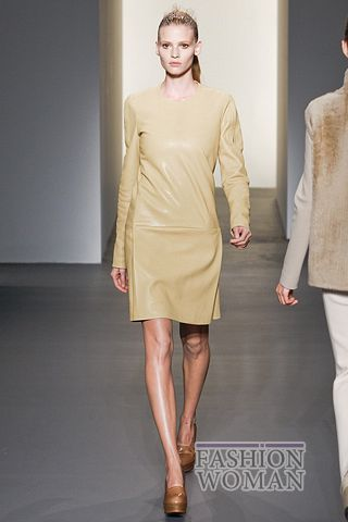 modnye tendencii osen zima 2011 2012 calvin klein collection