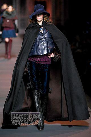 modnye tendencii osen zima 2011 2012 christian dior