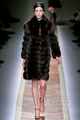modnye tendencii osen zima 2011 2012 diane von valentino