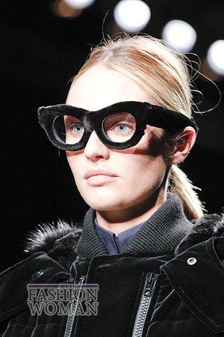 modnye tendencii osen zima 2011 2012 givenchy