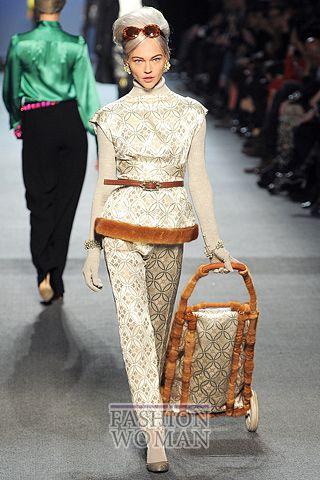 modnye tendencii osen zima 2011 2012 jean paul gaultier