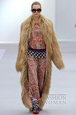 modnye tendencii osen zima 2011 2012 just cavalli
