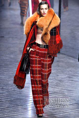 modnye tendencii osen zima 2011 2012 sonia rykiel