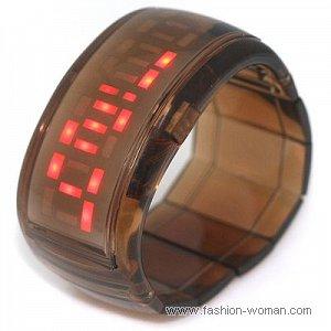 фото бинарных часов