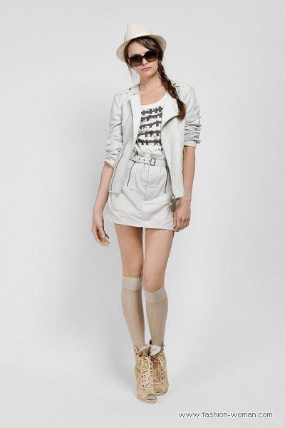 Молодежная мода от Diesel весна-лето 2011