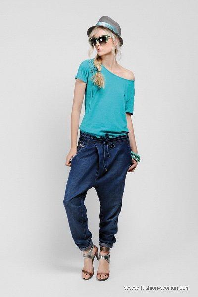 Модные джинсы Diesel