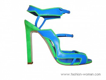 Маноло Бланик обувь весна-лето 2011