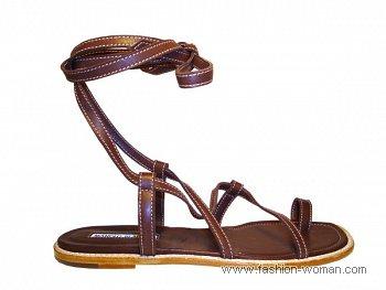 летняя обувь от Manolo Blahnik 2011