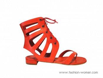 сандалии от Manolo Blahnik 2011