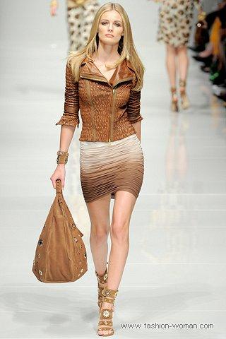 модный коричневый цвет