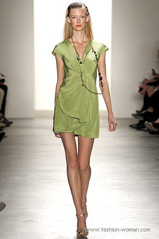 модный цвет - весна 2011