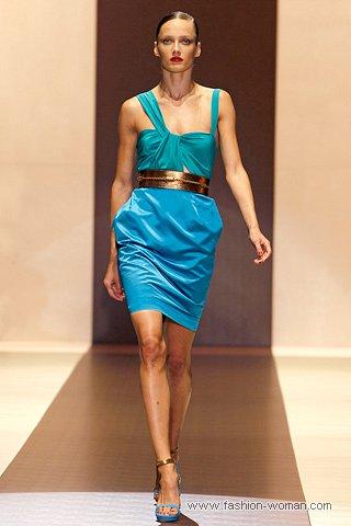 бирюзовый - модный цвет 2011