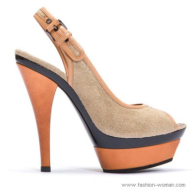 Женская обувь от Barbara Bui весна-лето 2011