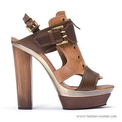 женская обувь 2011