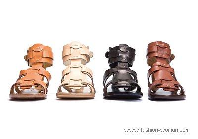 женские сандалии Barbara Bui