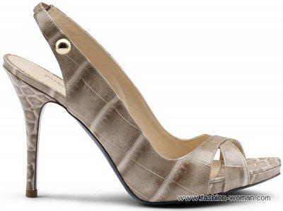 обувь весна-лето 2011 от Patrizia Pepe