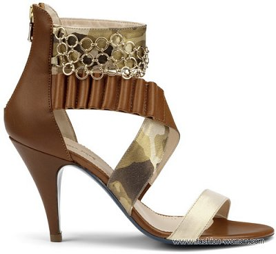 Модные босоножки от Patrizia Pepe