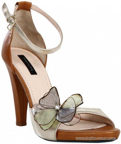 Модная летняя обувь от Patrizia Pepe