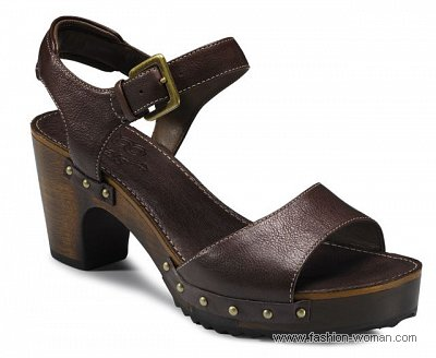 летняя обувь от Ecco